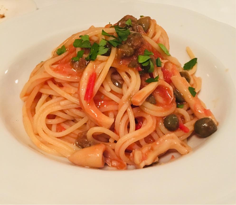 トラットリア白金!ローマ料理を東京でシロガネーゼと味わう