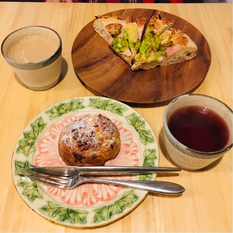 白金高輪のラトリエコッコは絶品シュークリームのある穴場ベーカリーカフェ☆