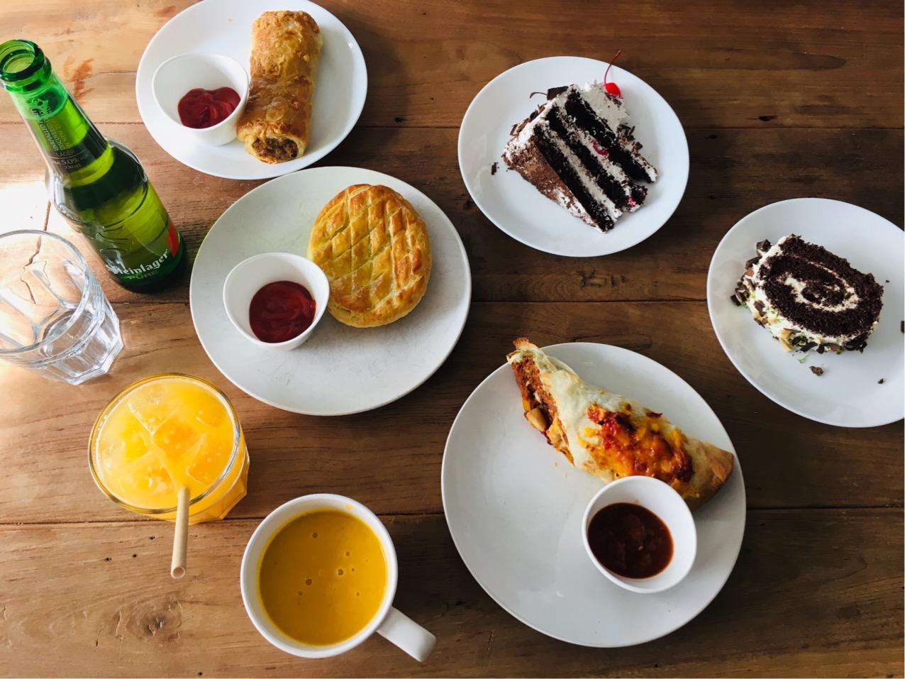 キウイキッチンは白金プラチナのデリバリー&キッズスペースのあるカフェ